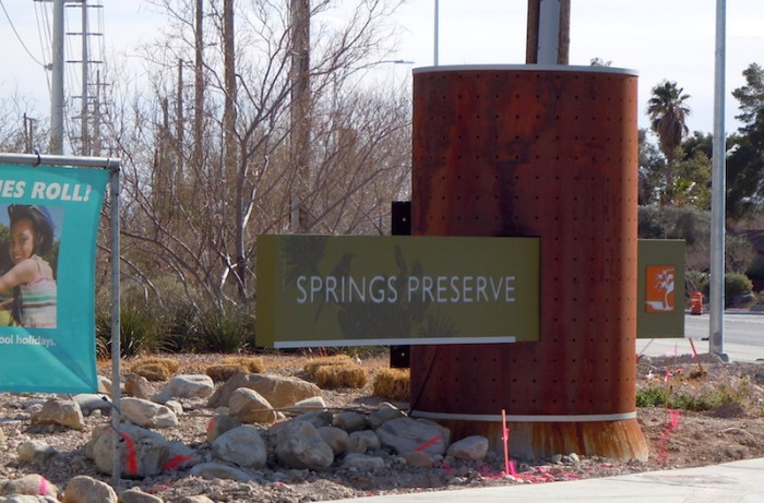 Welcome to Springs Preserve